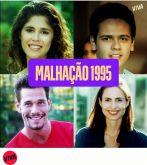 DVDs Malhação 1995. Completa. Frete grátis