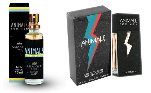 Perfume - Animals For Men (Ref. Animale)
