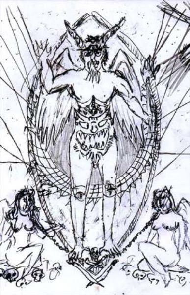 DEIPHAGO - Demo 2018 - The Devil Is My Name - CASSETE