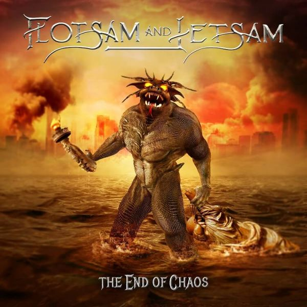 CD Flotsam And Jetsam – The End of Chaos (Slipcase)