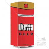 ..Adesivo  Duff Beer Simpsons Geladeira