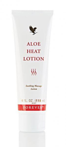 Loção Emoliente Aloe Heat Lotion