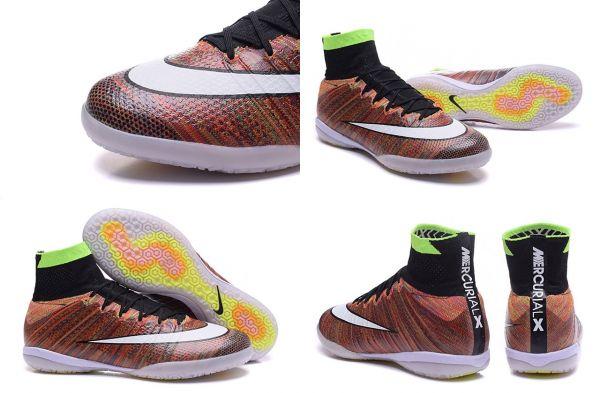 1ec5d667aceed Chuteira Futsal Nike Mercurial X Proximo Ic Originais - Daquiati