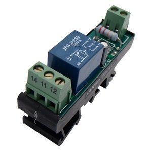 JAR50 Relé Acoplador (Interface) 12Vcc / 24Vcc / 110Vac / 220Vac