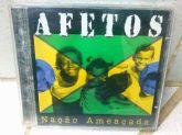 CD - Afetos - Nação Ameaçada