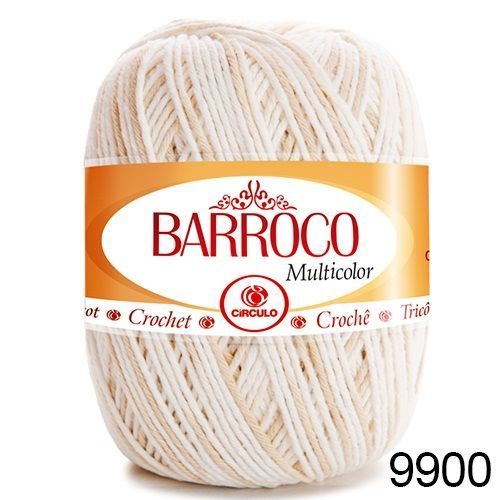 BARROCO MULTICOLOR 9900 - AREIA