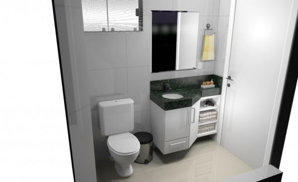 Armário Banheiro Planejado, metro  Florart moveis, Moveis Planejados -> Quanto Custa Armario De Banheiro Planejado