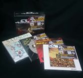BOX - Samson - Bruce Dickinson Era - 04 cds slipcase
