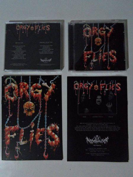 Orgy of Flies - Orgy of Flies