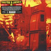 LP 12 - Truth And Janey – Erupts! Duplo Live Importado