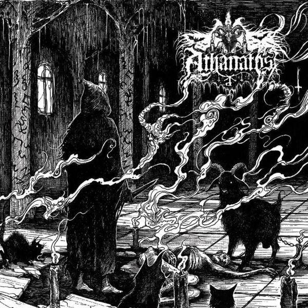 ATHANATOS - Unholy Union - 7