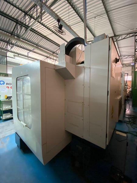 Centro de Usinagem Vertical D-800AP ROMI Usado 2011