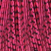 BARRED ROUND LEGS (Pink/Black)