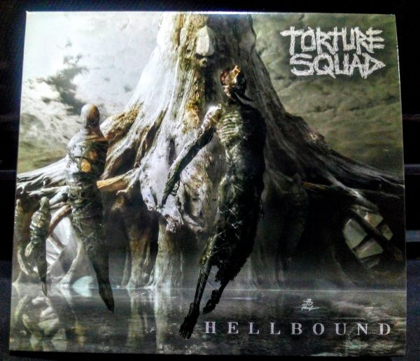 CD- Hellbound  (digipack)