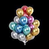 Balão Metálico Nº9 25un