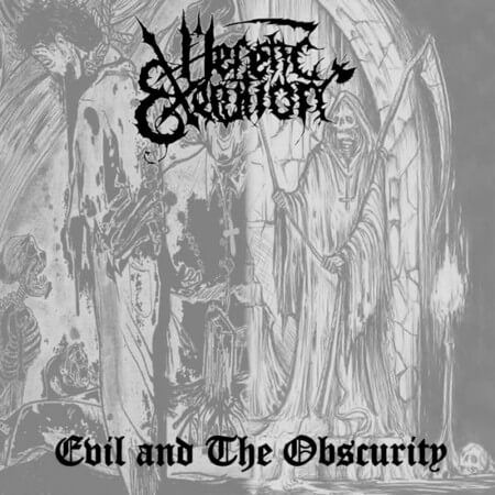 CD Heretic Execution – Evil And The Obscurity