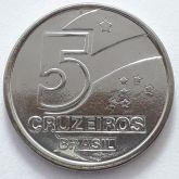 5 Cruzeiros 1991 SOB/FC