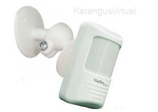 Articulados pequenos suportes mini câmeras e alarmes 4 und