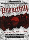 UNEARTHLY - BAPTIZING THE EAST IN BLOOD