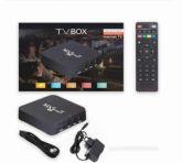 Aparelho TV Box C/ Definição 4k Transforme sua TV em Smart TV: