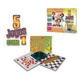 5 Jogos em 1
