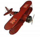 Avião De Ferro Retrô