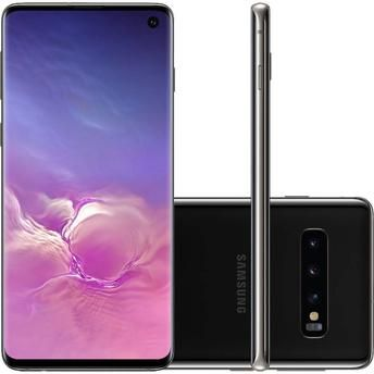 Rifa#1# Smartphone Samsung G973F Galaxy S10 Preto 128GB