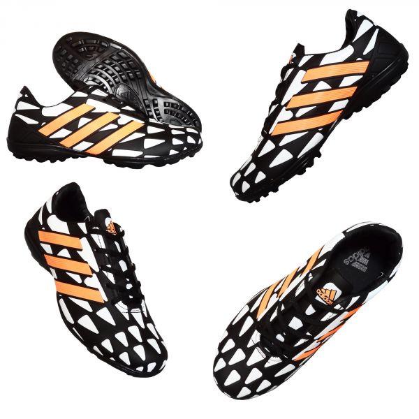 Chuteira Society Adidas Nitrocharge 3 Preto e Branco - Klink Modas e ... d921d21faf317