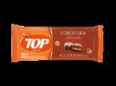 Cobertura em Barra de Chocolate ao leite Harald Top 1kg 1un