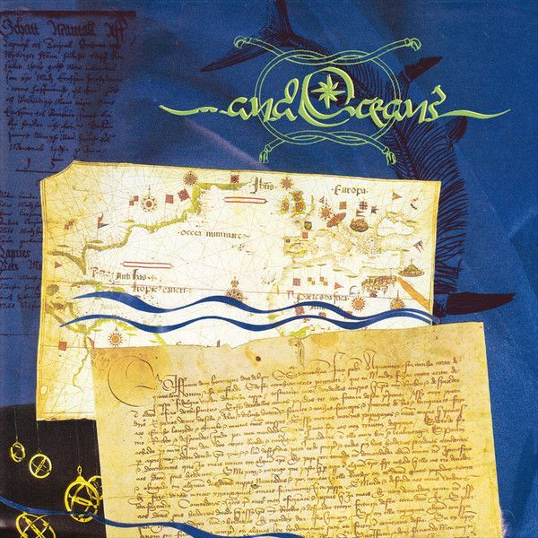 ...and Oceans – The Dynamic Gallery Of Thoughts [Slipcase CD]