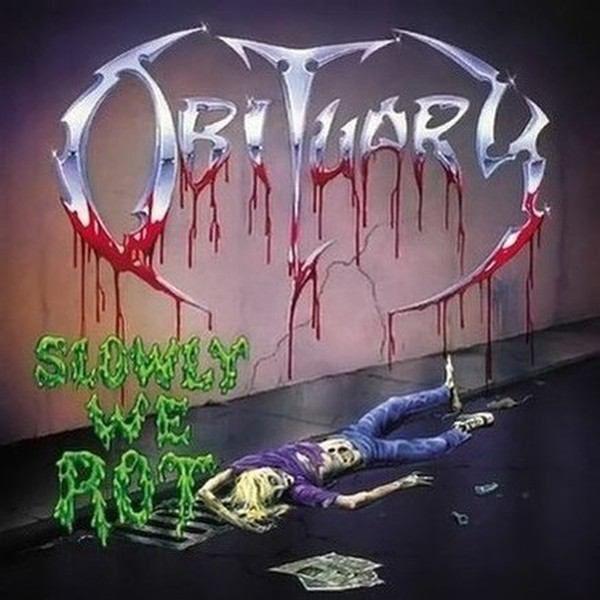 - CD Obituary - Slowly We Rot