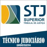 (Plano de estudos) TÉCNICO JUDICIÁRIO - ADM.