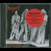 BEHERIT - The Oath of Black Blood - CD (+20 pages booklet)