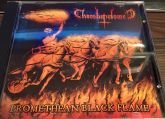 CHAOSBAPHOMET - Promethean Black Flame - CD
