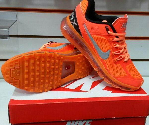 78efd34a15b Tênis Nike Air Max Laranja - Outlet Ser Chic