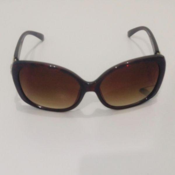 Óculos de Sol Discovery Marrom - Kame Store f5e5f18c6f