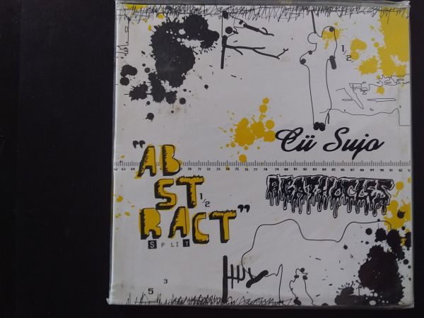 CD - Agathocles / Cü Sujo  – Abstract Split