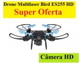Drone Multilaser Bird ES255 HD preto/azul cod.006