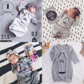 Saco de Dormir para Recem Nascidos