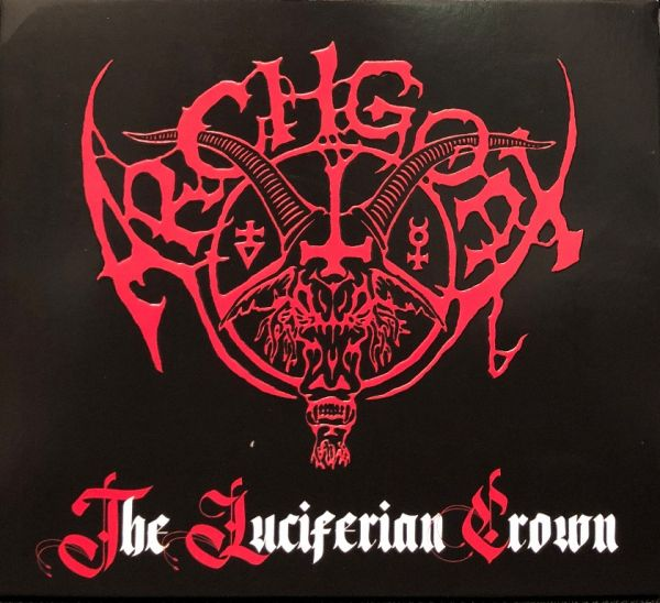 ARCHGOAT - The Luciferian Crown - CD (Jewel Case + Slipcase )