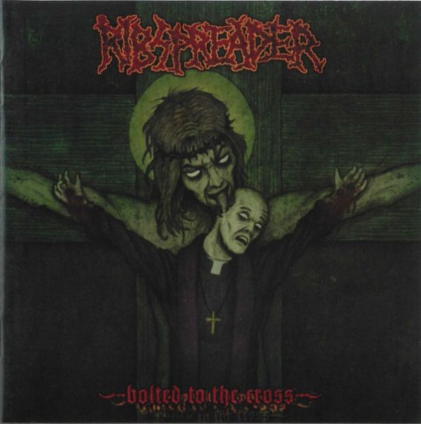 RIBSPREADER - Bolted to the Cross - Slipcase CD