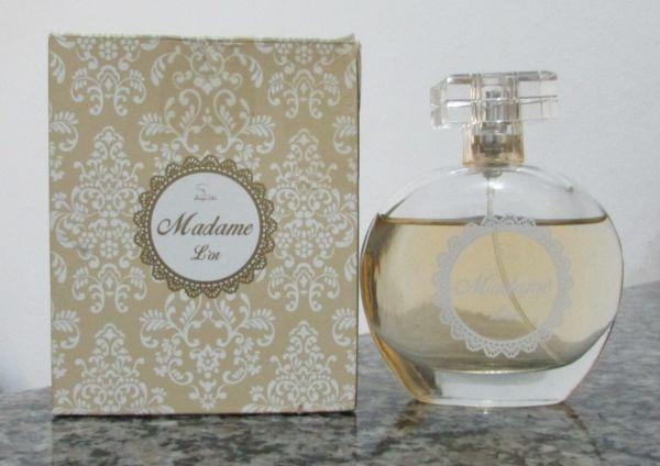 Perfume Madame L'or, Jequiti, 100 ML