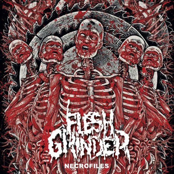 EP 7 - Flesh Grinder – Necrofiles