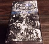 NECROPSIA - We Work for the Devil - CASSETE