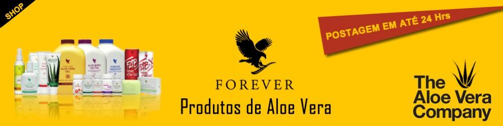Compre produtos Forever Living de aloe vera