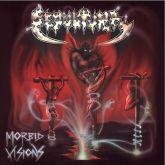 SEPULTURA- Morbid Visions - CD