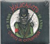CD - Holocausto – Campo de Extermínio (Digipack)
