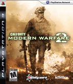 Game Call of Duty Modern Warfare 2 - PS3