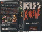 VHS - KISS - Extreme Close-Up