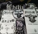 Nihilist - Carnal Leftovers (5-TAPE BOX)